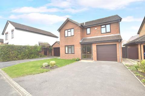 4 bedroom detached house for sale - Nourse Close, CHELTENHAM, Gloucestershire, GL53 0NQ