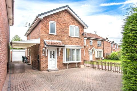 3 bedroom detached house for sale - Bramley Avenue, Barlby, Selby, North Yorkshire, YO8