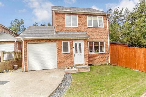 3 bedroom detached house for sale - Ton Tylluan, Broadlands, Bridgend . CF31 5BE