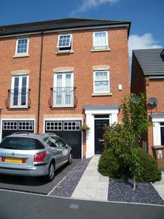3 bedroom townhouse to rent - Pear Tree Crescent, Newton Le Willows