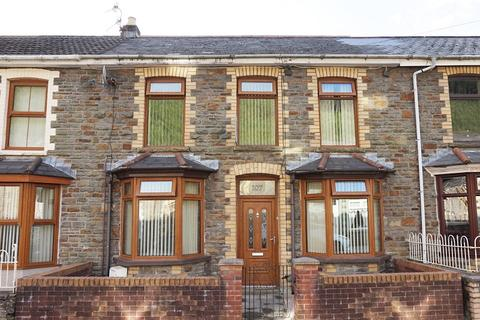 3 bedroom terraced house for sale - St. John Street, Ogmore Vale, Bridgend, Bridgend County. CF32 7BB
