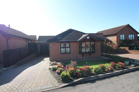 2 bedroom bungalow for sale - Galsworthy Crescent, Melton Mowbray, LE13
