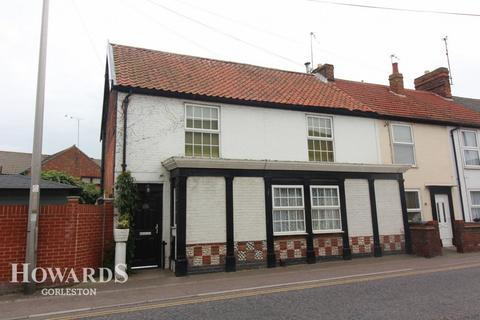 4 bedroom end of terrace house for sale - Pier Walk, Gorleston