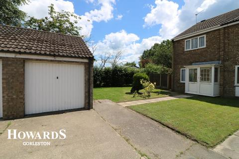 2 bedroom end of terrace house for sale - Turin Way, Hopton