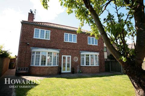 4 bedroom detached house for sale - Lawn Avenue, Great Yarmouth