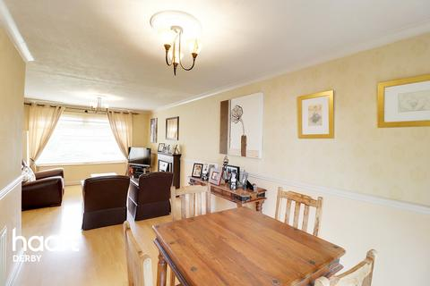 3 bedroom semi-detached house for sale - Donington Drive, Sunny Hill, Derby