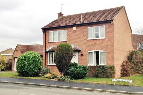 4 bedroom detached house to rent - Plantation Way, Wigginton, York