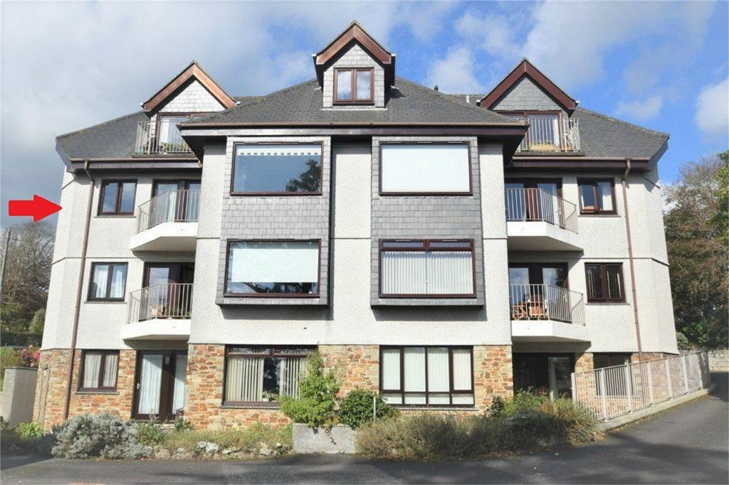 falmouth, cornwall 2 bed flat for sale - 290,000