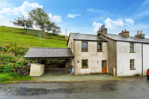 3 bedroom end of terrace house for sale - 8 Brow Edge, Backbarrow, Newby Bridge, Cumbria, LA12 8QX