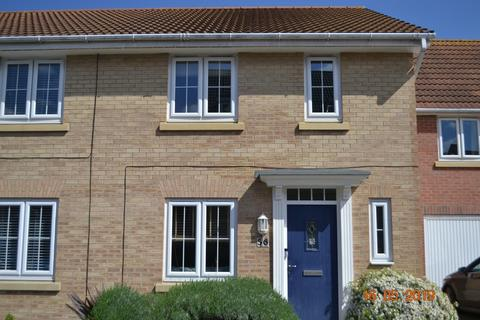 3 bedroom terraced house to rent - Coles Way, Grantham
