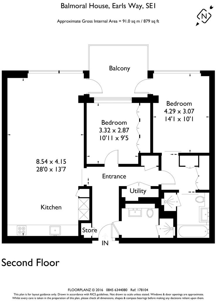 Floorplan: Picture No. 36