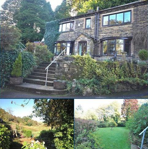 2 bedroom cottage to rent - Wood View, Denholme Gate