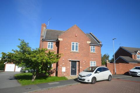 4 bedroom detached house to rent - William Coltman Way, Stoke On Trent
