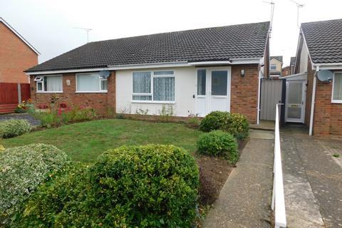 2 bedroom semi-detached bungalow for sale - Downside, Stowmarket