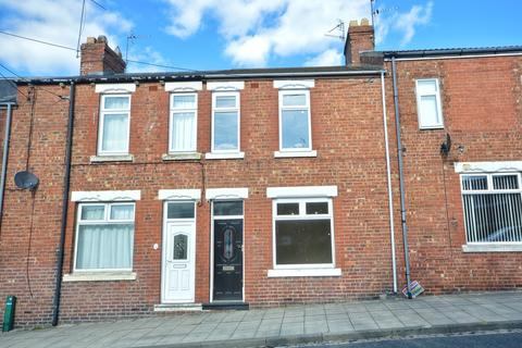 3 bedroom terraced house to rent - West View, Crook