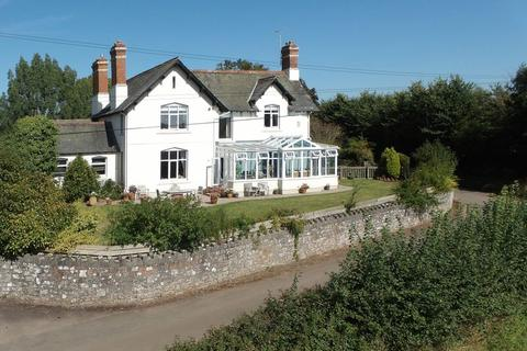 5 bedroom detached house for sale - Space & period style with nearly 3.45 acres near Silverton