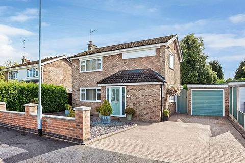 3 bedroom detached house for sale - Rydal Court, Congleton