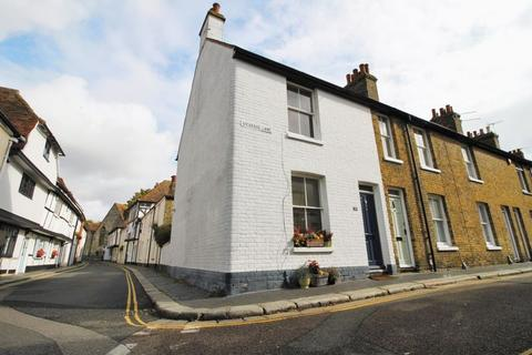 2 bedroom end of terrace house for sale - Vicarage Lane, Sandwich