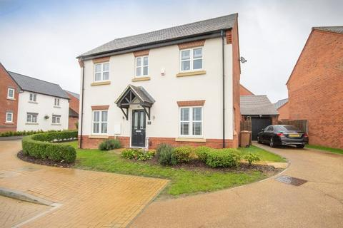 4 bedroom detached house for sale - ASHBY CLOSE, LITTLEOVER