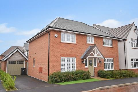 4 bedroom detached house for sale - Birket Drive, Lancaster Place