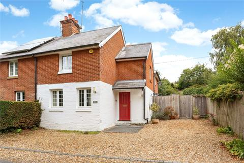 2 bedroom semi-detached house for sale - Dummer Road, Axford, Basingstoke, Hampshire, RG25