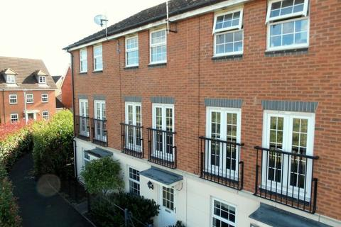 3 bedroom townhouse for sale - Birchall Close, Nantwich