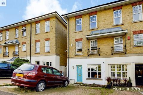 3 bedroom townhouse to rent - Osier Crescent, Muswell Hill N10