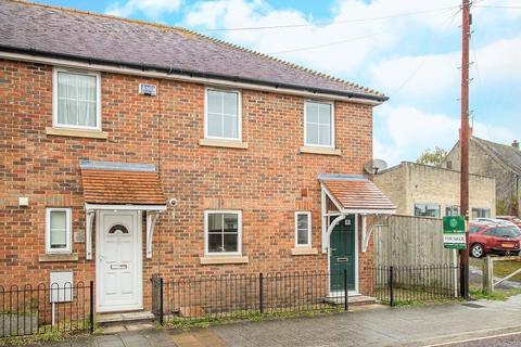 2 bedroom end of terrace house for sale - Tomlins Corner, Gillingham