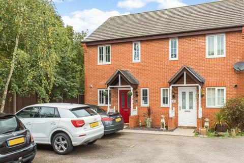 2 bedroom end of terrace house for sale - Purslane Drive, Bicester
