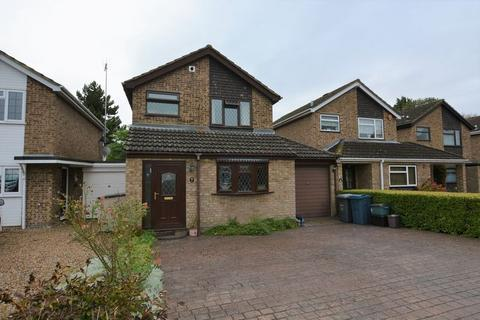 4 bedroom detached house for sale - Conway Close, Loudwater