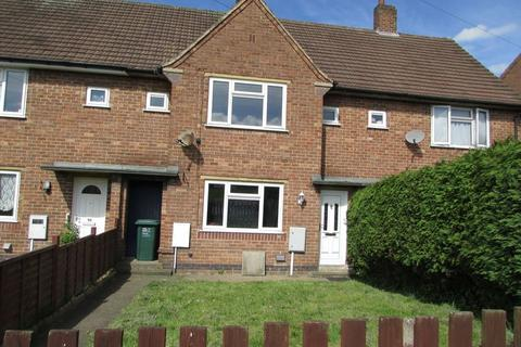2 bedroom terraced house to rent - Elmsleigh Drive, Swadlincote