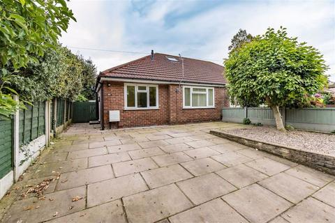 3 bedroom semi-detached bungalow for sale - Hope Road, Sale
