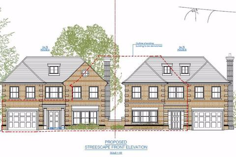Land for sale - Broad Walk, Winchmore Hill, London