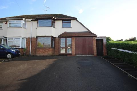 3 bedroom semi-detached house to rent - Meadowbrook Road, Halesowen, B63