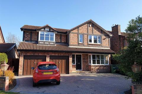 5 bedroom detached house for sale - Walnut Close, Wilmslow