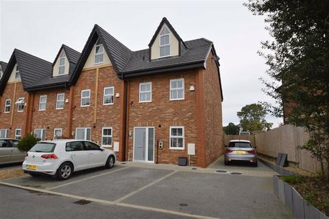 3 bedroom townhouse for sale - Whirley Road, Broken Cross, Macclesfield