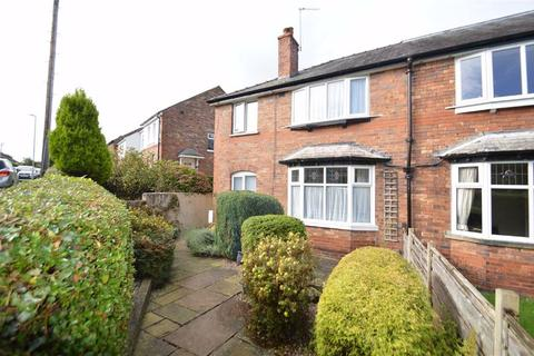 3 bedroom semi-detached house for sale - Cranford Avenue, Macclesfield