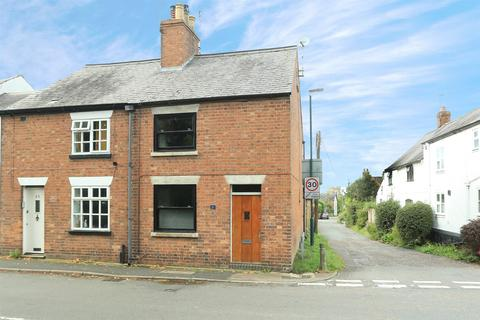 2 bedroom terraced house for sale - Main Street, Houghton-On-The-Hill