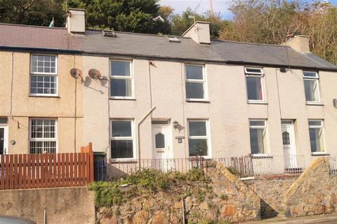 2 bedroom terraced house for sale - Abererch Road, Pwllheli