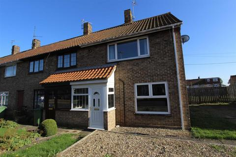 2 bedroom end of terrace house for sale - Meadow Road, Bridlington