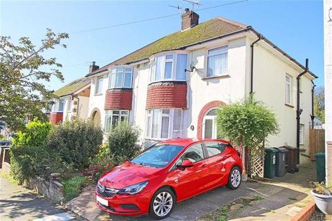 4 bedroom semi-detached house for sale - Poplar Avenue, Hove, East Sussex