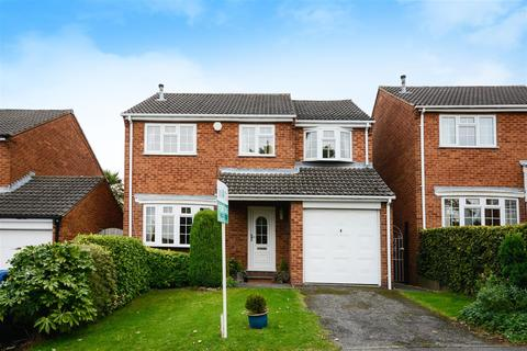 4 bedroom detached house for sale - Bowland Drive, Walton, Chesterfield