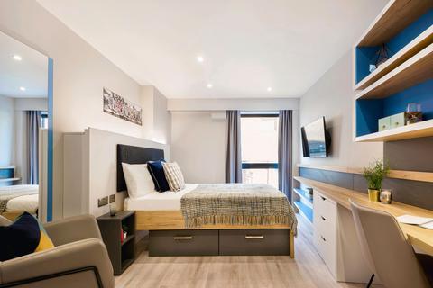 Studio to rent - Smart Studio, Iconinc, Gravity Beaumont Fee, Lincoln, CityCentre