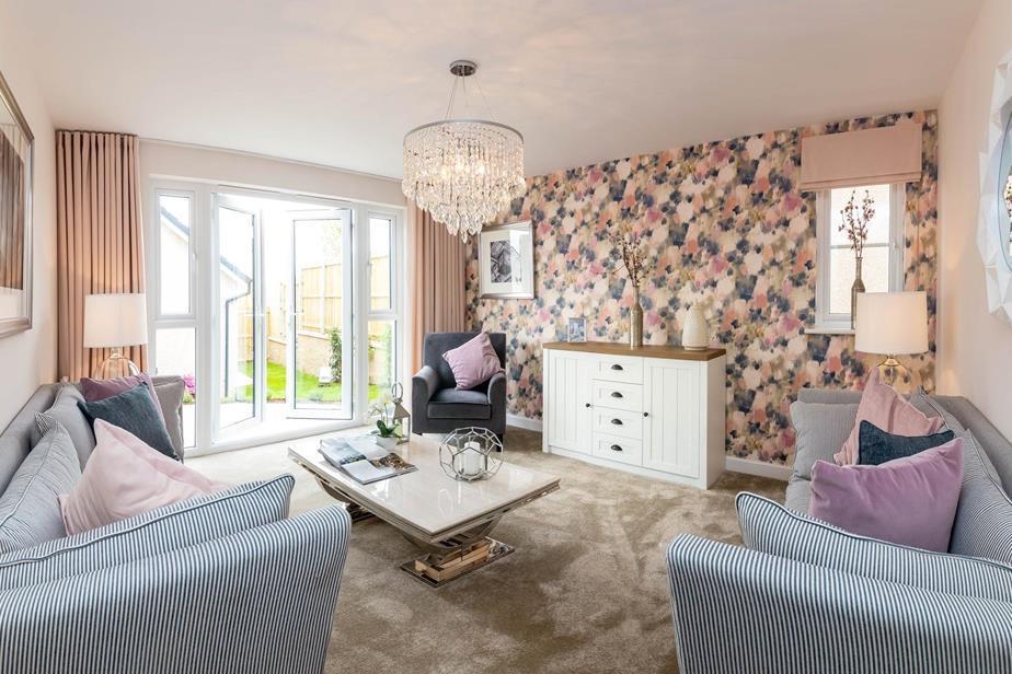 The Edinburgh Living Room