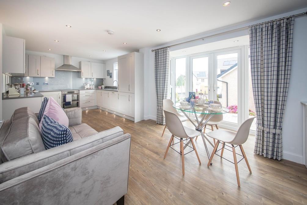 The Edinburgh Kitchen/Dining