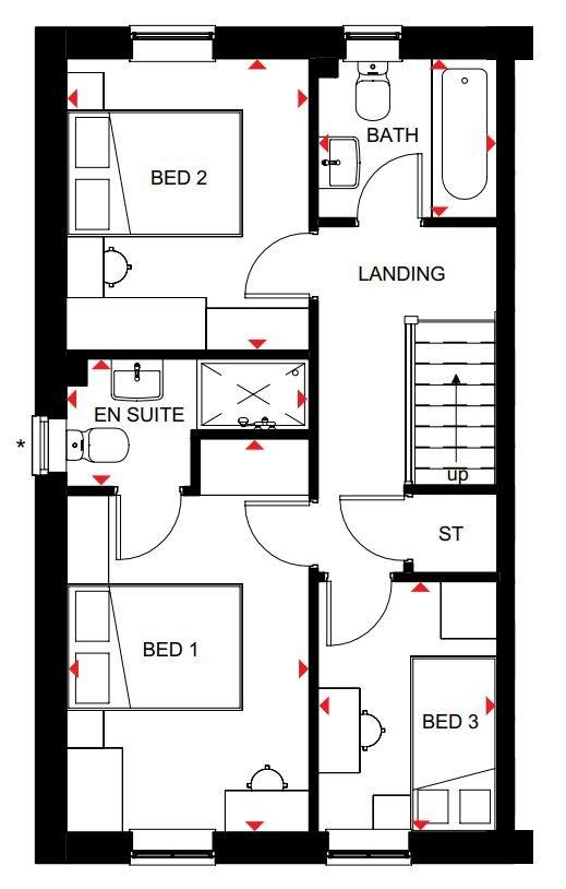 Floorplan 2 of 2: Maidstone FF