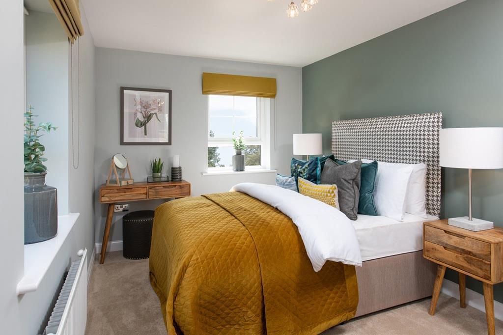 Alderney Bed2