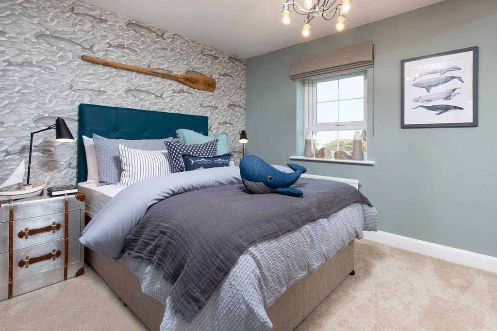 Alderney Bed3