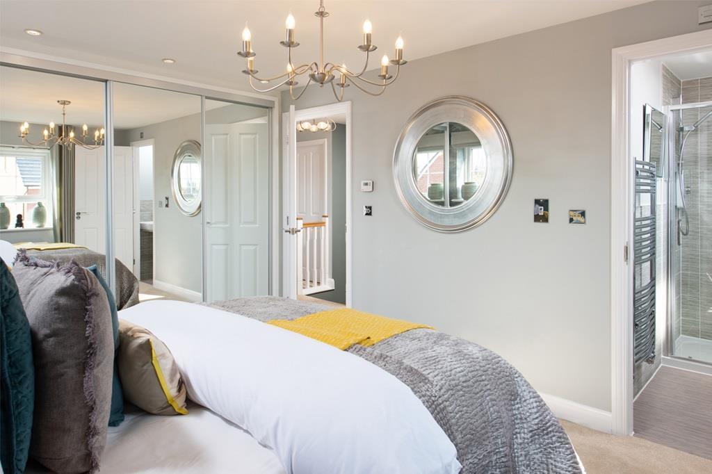 Alderney Bed1