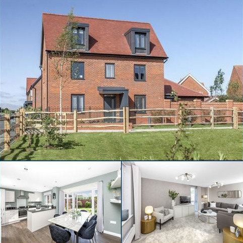 4 bedroom detached house for sale - Hedgers Way, Kingsnorth, ASHFORD